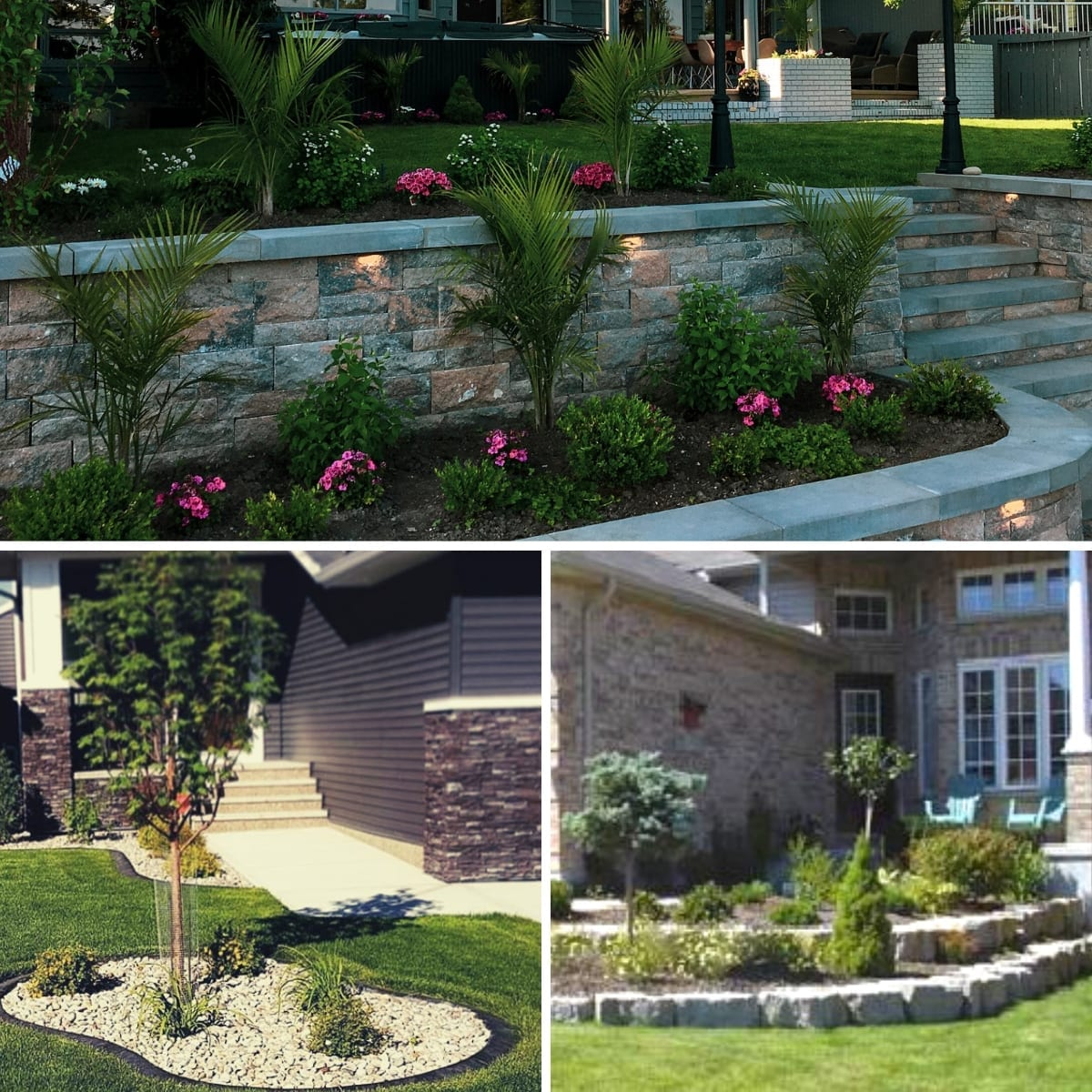 New Look Landscapes - Services: Garden & Trees