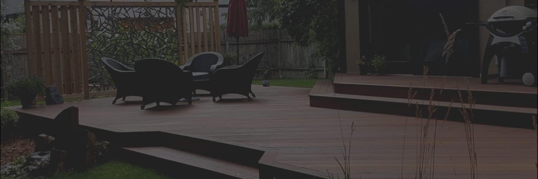 New Look Landscapes - Services: Decks & Fences